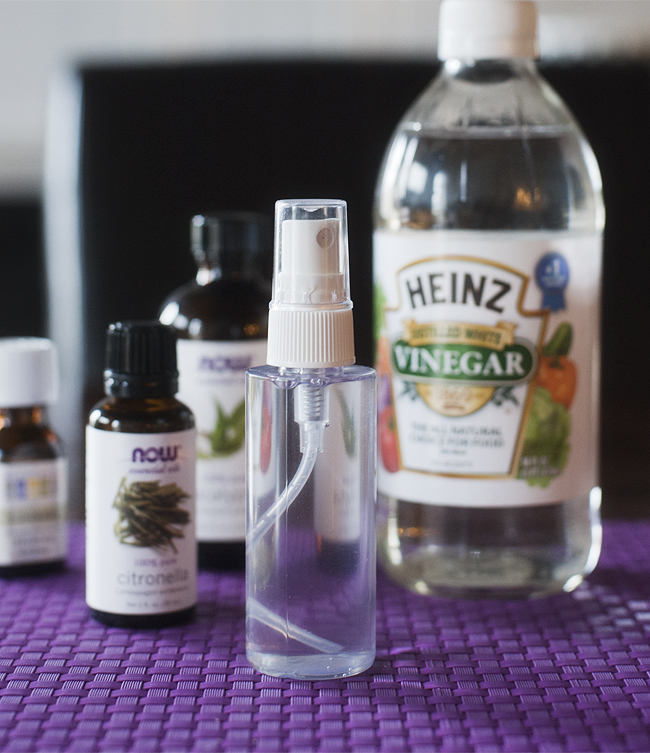 How To Make Your Own Natural Deodorant Spray
