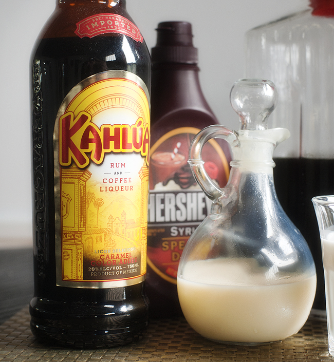 Alcoholic Hot Chocolate Kahlua