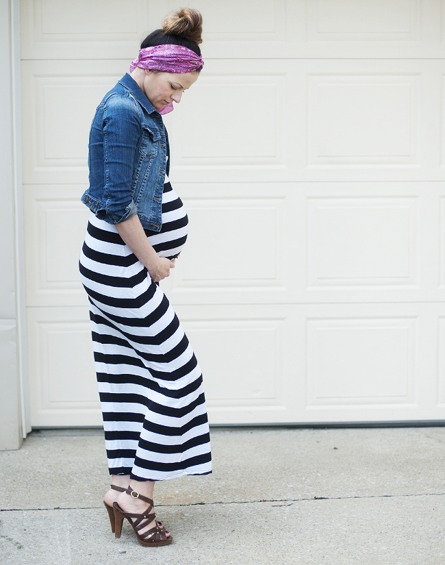 maxi_stripes_matenrity_scarf_32_weeks_1