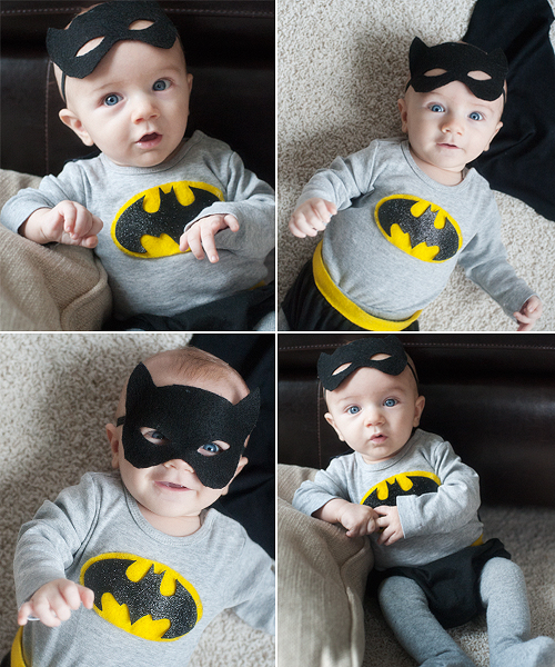 diy batman costume