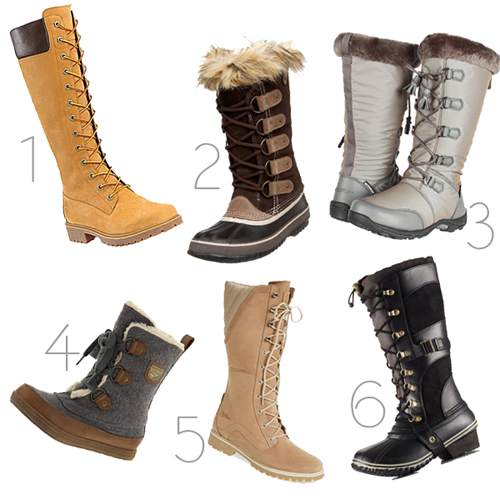 snow boot virgin | pretty plain janes