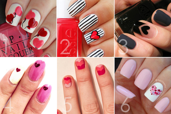 6 simple and fun nail art designs to try!