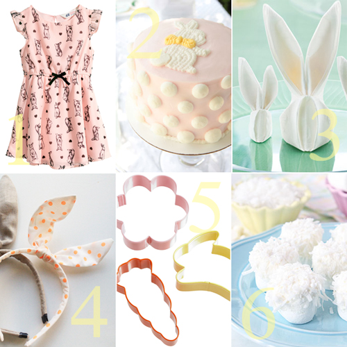 bunny party inspiration