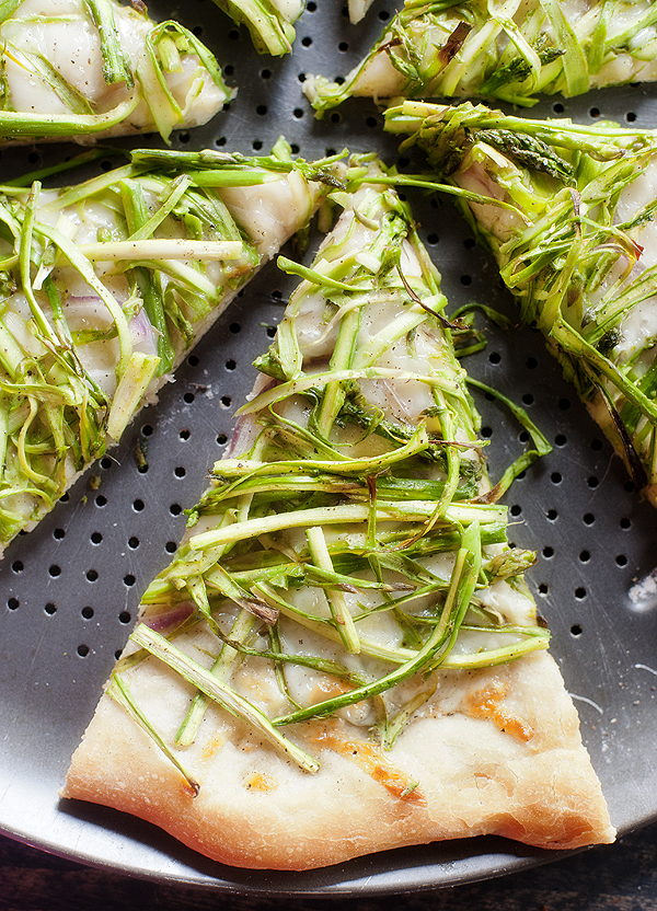 pizza always pizza with shaved asparagus shaved asparagus pizza shaved ...