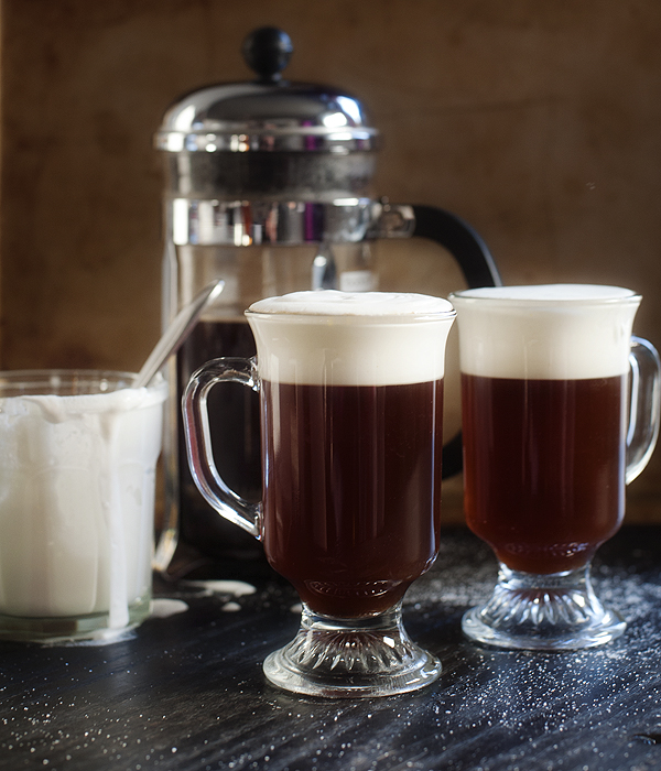 traditional irish coffee | pretty plain janes