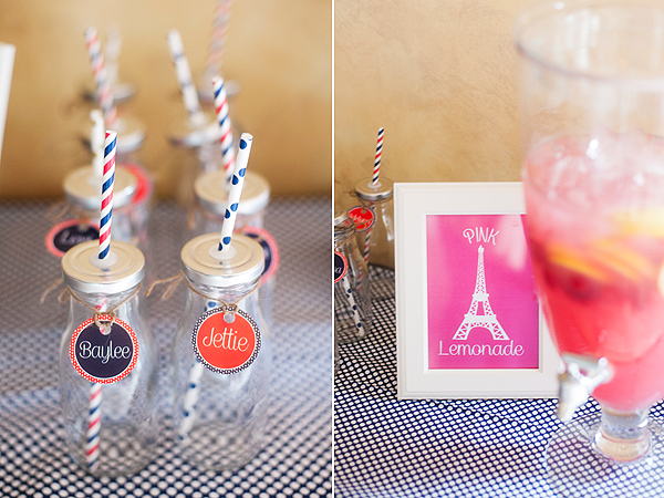 Paris Theme Birthday Party
