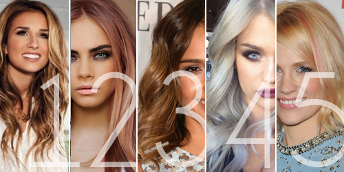 Summer 2015 Hair Color