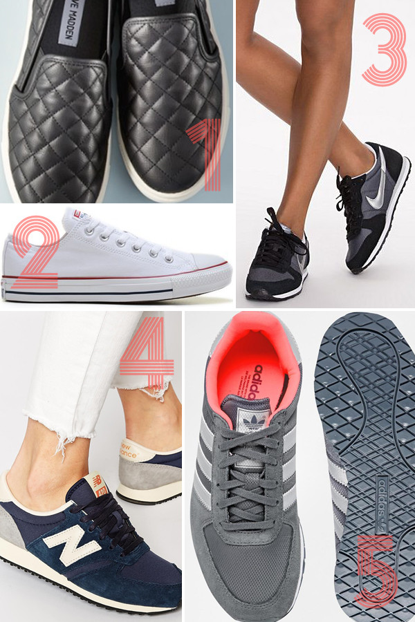 fashion sneakers 2015