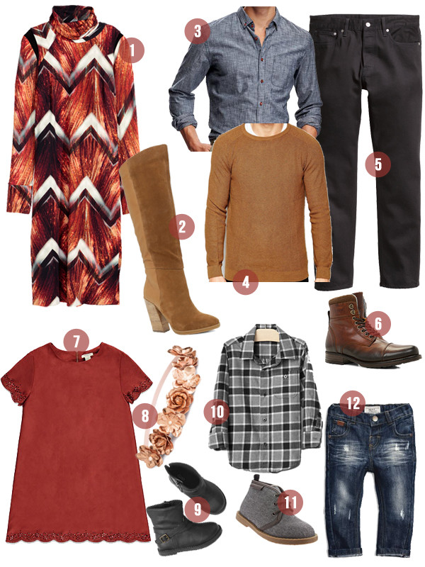 Fall Family Style Board
