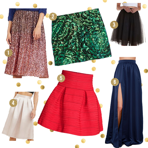 Holiday Skirts