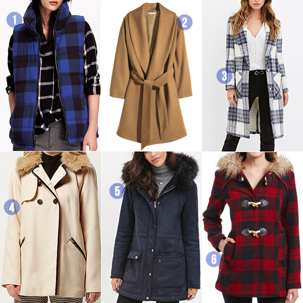 Winter 2015 Outerwear Sale