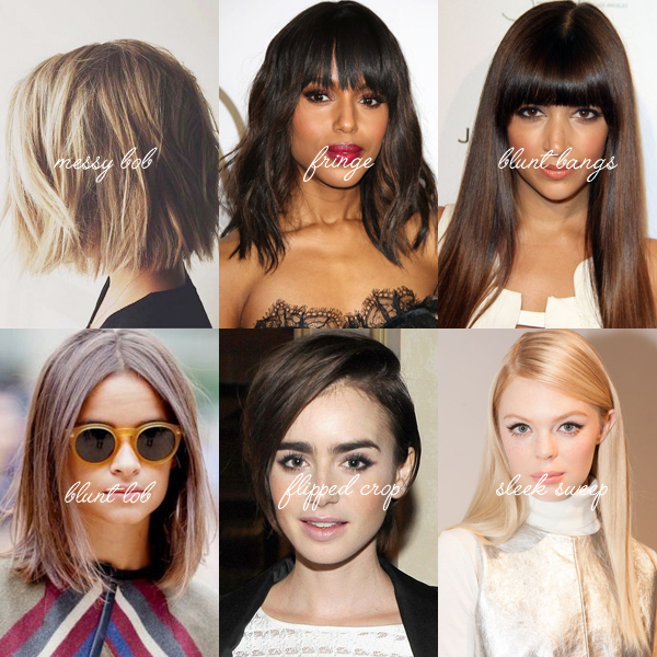 2016 Winter Hairstyles