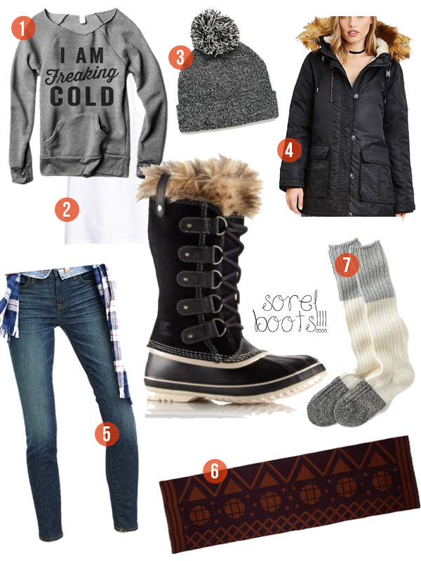 Sorel Boot Look