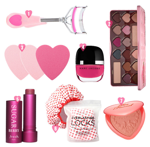 2016 Valentine Beauty Gifts
