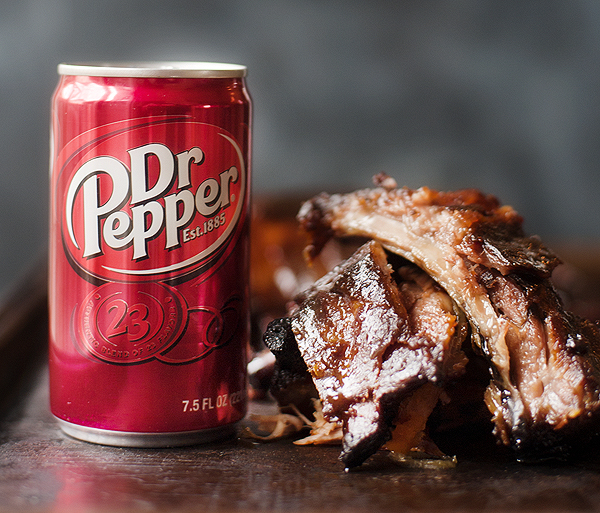 Spicy (but Not Too Spicy) Dr Pepper Ribs