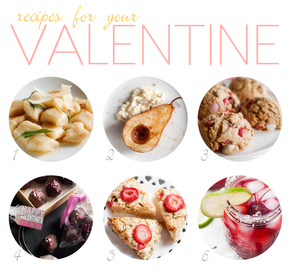 Recipes for your Valentine
