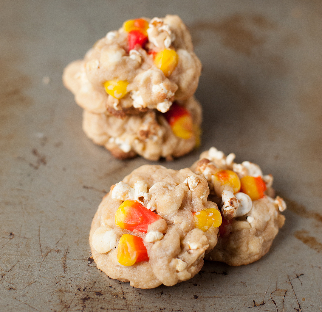 candy popcorn cookies | pretty plain janes