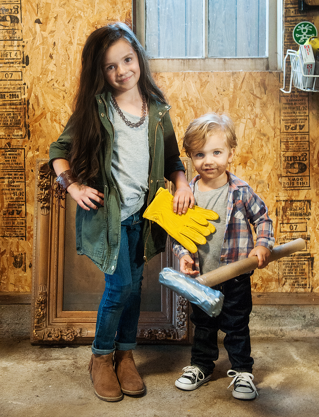 chip and joanna gaines costumes