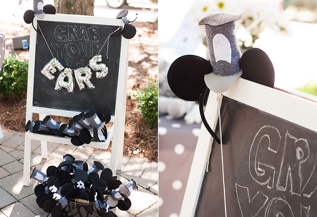 Steamboat Willie Mickey Mouse Party